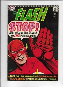 The Flash #163 (1966) FN 6.0