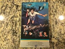 THE TREASURE SEEKERS RARE BIG BOOK BOX VHS! NOT ON DVD! ROD TAYLOR PIRATE GOLD!