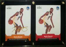 Kevin Durant Panini Instant 2 Card Lot