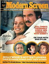 Modern Screen magazine - April 1976