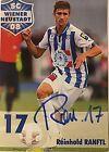Reinhold Ranftl, SC Wiener Neustadt, sign. AK 2014/15 *AUSTRIA*Schalke 04*