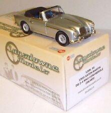 Aston Martin White Metal Diecast Cars