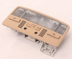 Interior Dome Reading Light Lamp Beige OEM for VW Passat B5 Skoda Octavia Golf