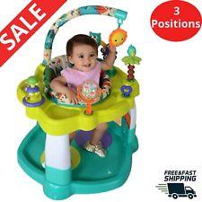 Baby Jumper Bouncer Activity Center 360 Degree Rotating Seat Development Toys