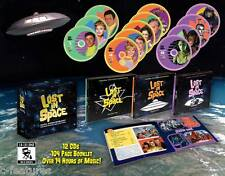 LOST IN SPACE 50th Anniversary SOUNDTRACK COLLECTION 12-CD Boxed Set LTD EDITION