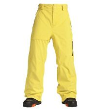 QUIKSILVER Men's TRAVIS RICE SHADOW Gore-Tex Snow Pants - MAZ - Small - NWT