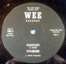 Pi-R-Square:  Fantasy [on Wee]  [Original & Unplayed Copy]