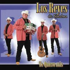 Reyes De Sinaloa : Te Quiero Mas CD