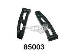 85003 BRACCETTI ANTERIORI SUPERIORI PER 1:16 FRONT UPPER SUSPENSION ARM HIMOTO