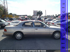 GTG 1990 - 1994 Lexus LS400 4PC Chrome Stainless Steel Pillars Posts
