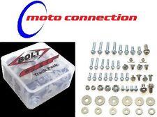 Honda CRF250X CRF450X CRF250R CRF450R 02-13  BOLT 'CRF' Track Pack Bolt Kit