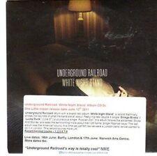 (CC582) Underground Railroad, White Night Stand - 2011 DJ CD