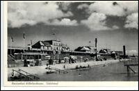 WILHELMSHAVEN ~1940/50 Partie Häuser Südstrand AK