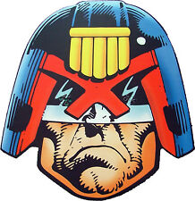 JUDGE DREDD - FUN PARTY FACE MASK - LICENSED PRODUCT - 2000 AD - 2000AD