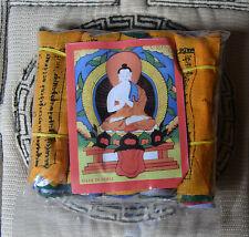 Tibetan Buddhist Prayer Flag small BANDERAS DE ORACION TIBETANAS NEPAL  pequeña