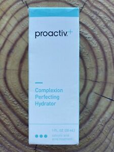 New Proactiv + Plus Complexion Perfecting Hydrator 1 oz 30 Day Supply Exp 09/21