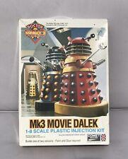 More details for dr who dalek model kit -mk3 movie dalek , comet miniatures 1/8th scale complete