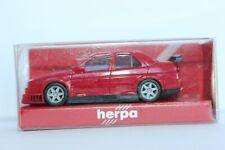 Alfa Romeo 155   1:87 von Herpa  dunkelrot