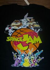 WB LOONEY TUNES SPACE JAM TAZ  Bugs Bunny SYLVESTER Aliens T-Shirt LARGE NEW