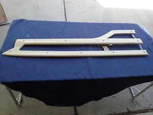 """1964 Ford Country Squire """"wood"""" moulding front fender, RH, NOS!  C4AB-16212-B"""