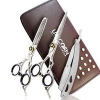 Professional Hair Cutting Thinning Scissors Shears Set Barber Hairdressing Salon