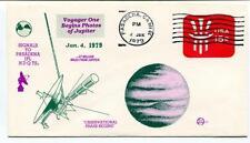 1979 Voyager Obe Begins Photos Jupiter Pasadena California JPL NASA USA SAT