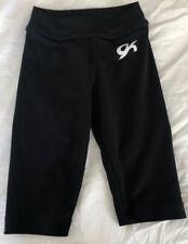 Gk Girls Black Capri Capri Pants Child Xs