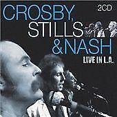 Crosby, Stills & Nash - Live in L.A. (Live Recording, 2008)