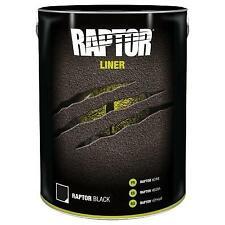 U-Pol Raptor Tough Protective Coating Ute Bed Liner 5L Black