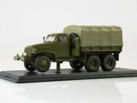 Scale model truck 1:43, GMC CCKW SWB 352