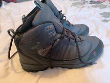 Mens Gelert Horizon Waterproof Mid Charcoal Mens Walking Boots Size 9 UK