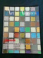 Art in America 2010 Bauhaus MOMA Urs Fischer Museum Lewis Baltz Dexter Dalwood