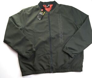 UNDER ARMOUR Men's Unstoppable Storm Bomber Jacket NEW NWT