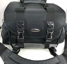 "Quantaray QS-P Photo Bag w/ Shoulder Strap - 9 x 9 x 12"" - Black"