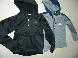 Boys' Genuine THE North Face Sportswear Tracksuit Tops Age 5/6 Years Slim Fit