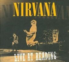 Live at Reading - Nirvana CD 2720367 Geffen Records