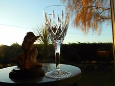 "Stuart Crystal  TEWKESBURY  6 13/16""  WINE  glass / glasses"