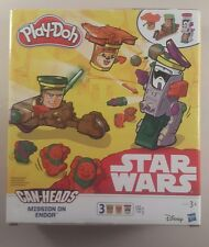 Disney play-doh star wars can heads misson mission on endor Play Doh Star Wars