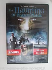 The Haunting of Marsten Manor/Haunted from Within (DVD, 2011) Used (Region 1)