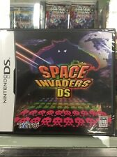 Nintendo DS Space Invaders DS Import Region Free Original Factory Sealed