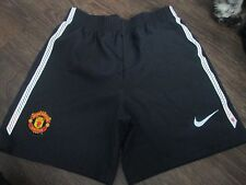 Manchester United Away 2011-2012 Football Shorts 4-5 Years  waist  /bi