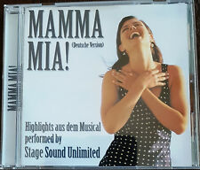 MAMMA MIA! CD ( DEUTSCHE VERSION 2005 ) HIGHLIGHTS AUS DEM MUSICAL