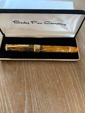Vintage Bexley Cable Twist Limited Edition Fountain Pen Original Box
