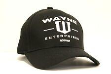 New Wayne Enterprises Black Baseball Hat Dad Cap Gotham Batman The Joker Bruce