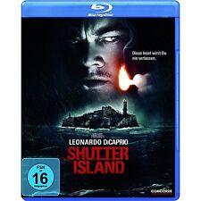 BLU-RAY  SHUTTER ISLAND  (mit Leonardo DiCaprio)