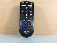 Genuine SONY BIG BUTTON Universal Remote for TV and Cable/Satelite RM-EZ4 (GG)