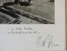 Jean Bruller Vercors Relevés trimestriels n°7 Illustré 10 planches + dessin 1/75