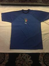 2006 WCUP ITALY / PUMA ADULT XLARGE TOTTI NUMBER 10 SOCCER