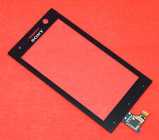 ORIGINALE Sony Xperia U st25i Touchscreen Display Vetro Digitizer Vetro Anteriore