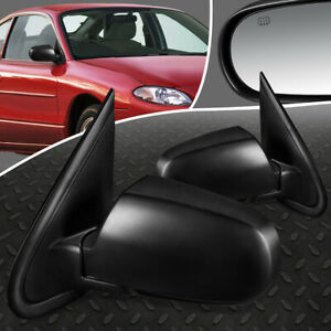 FOR 03-07 FORD ESCAPE MERCURY MARINER PAIR OE STYLE POWERED+HEATED DOOR MIRROR